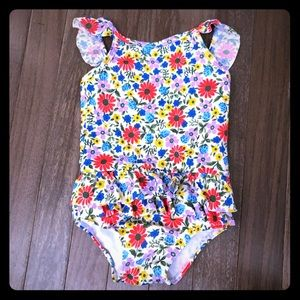 BabyBoden Girl's Swimsuit
